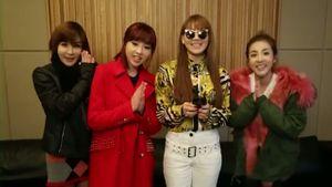 2NE1 LIVE IN BANGKOK (2014 WORLD TOUR ALL OR NOTHING)