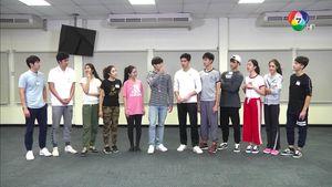 SPOTLIGHT ON TV ทัพนักแสดงน้องใหม่ช่อง 7 สี 1 พ.ย.60 1/4