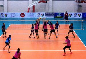จุฬา - รังสิต ฟอร์มแจ่มชนะ! แชมป์กีฬา 7 สี วอลเลย์บอลอุดมศึกษา 2016 (17 ส.ค.59)