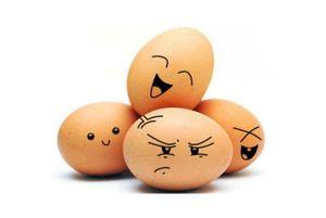 ทายใจทายนิสัย จากไข่ 4 ฟอง