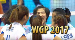 มาแล้ว! โปรแกรม วอลเลย์บอลหญิงทีมชาติไทย ลุยเวิลด์กรังด์ปรีซ์ 2017 WGP 2017