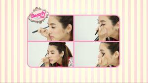 BeautyClip ตอน การเขียน Liner ด้วยดินสอ