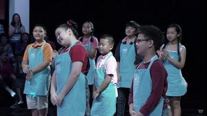Iron Chef Kids เชฟกระทะเด็ก 4 มิ.ย.59