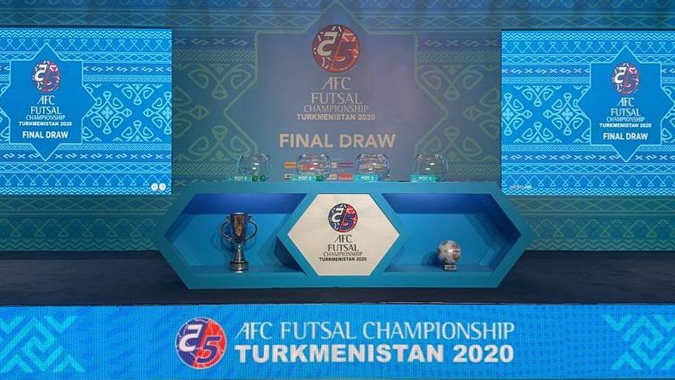 เอเอฟซี ประกาศวันแข่งใหม่ของ ฟุตซอลชิงแชมป์เอเชีย 2020 เพื่อคัดเลือกทีมไปฟุตซอลโลก