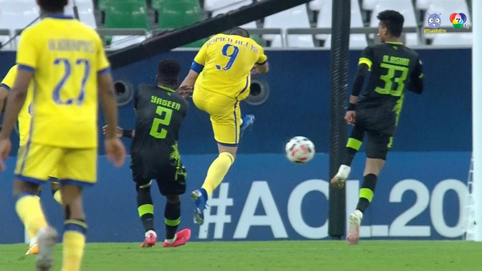 ไฮไลต์ อัล นาสเซอร์ 1-0 อัล ทาวอน ฟุตบอลเอเอฟซี แชมเปียนส์ลีก 2020